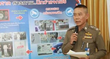 Шеф Миграционной службы Таиланда в восторге от эффективности биометрической системы.