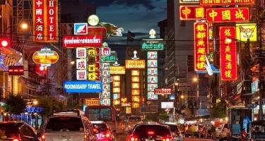 Через 2 недели в Бангкоке появится блуждающая улица «Волкин-стрит».